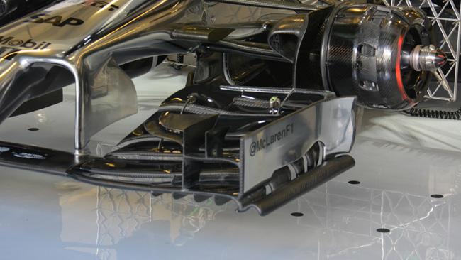 McLaren: accantonata l'ala di Prodromou!