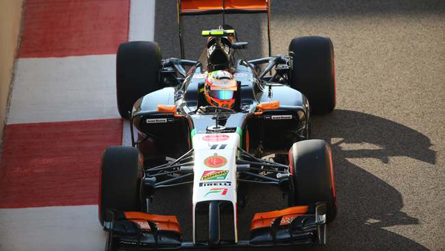 Force India presenterà la livrea 2015 in Messico
