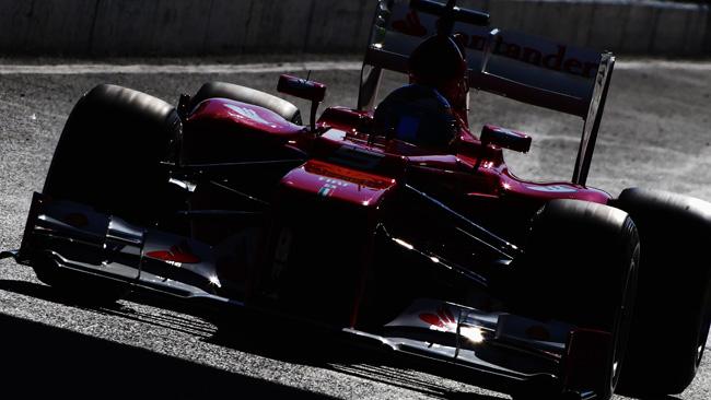Fiorano: ha girato una F2012. C'era Vettel al volante?