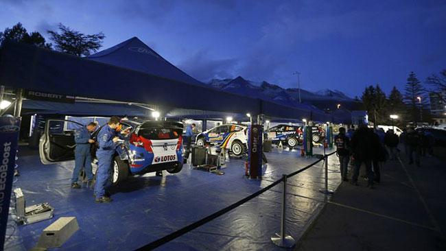Ecco la entry list del Rally di Montecarlo 2015