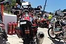 Dakar: le Honda HRC sono tutte con targa italiana