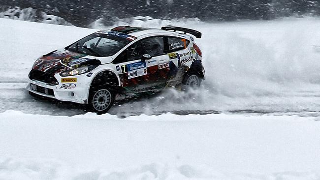 Austria, PS16: Lukyanuk prova l'assalto al podio