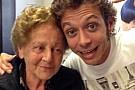 Lutto per Valentino Rossi: è morta la nonna Denise