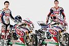 Il Pata Honda World SBK Team presentato a Verona