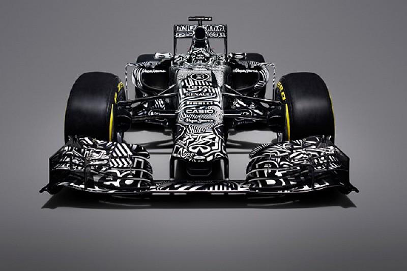 Red Bull: scocca e pance alte nel camuffamento