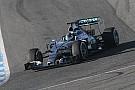 Jerez, Day 1, Ore 13: ottimo long run di Rosberg
