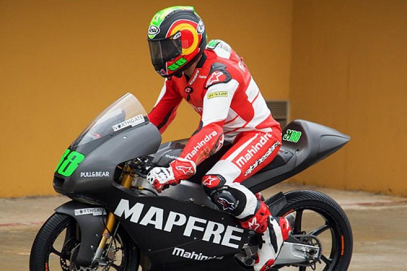 Valencia, Day 3: il rookie Martin brilla sotto la pioggia