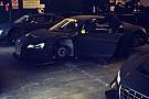 Test a Misano per il Belgian Audi Club team