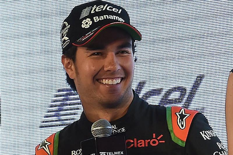 Sulla Force India salirà Sergio Perez oggi pomeriggio