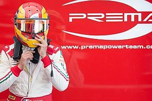 Brandon Maisano con Prema in FIA F3 europea