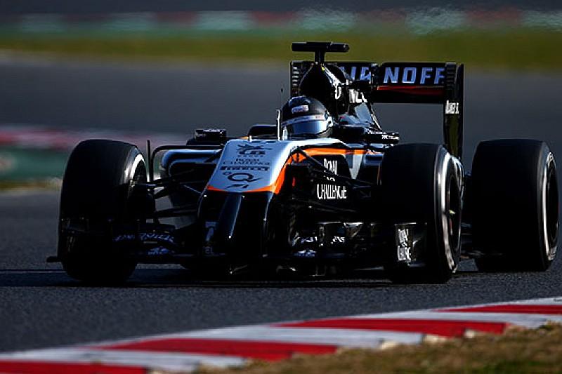 Barcellona, Day 2, Ore 11: Perez davanti ad Alonso