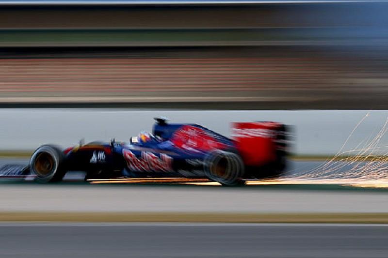 Toro Rosso: indicazioni positive sul nuovo pacchetto