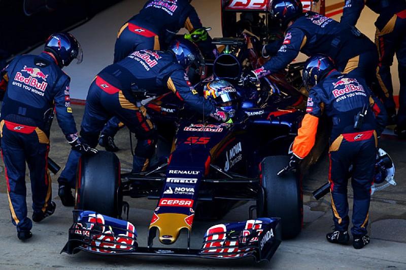 Renault - Toro Rosso: c'è grande distanza economica