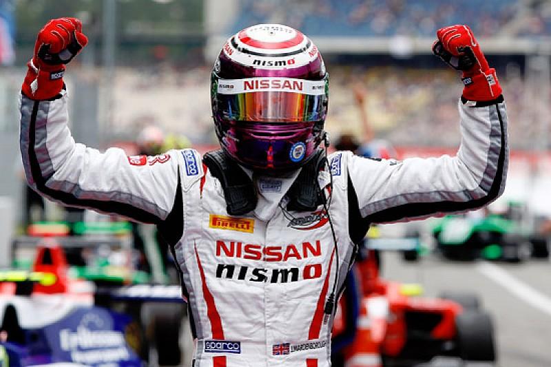 Mardenborough continua anche in GP3 con Carlin