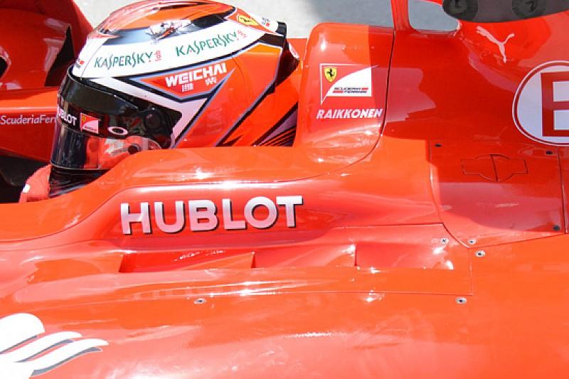 Ferrari: solo tre feritoie dall'abitacolo della Rossa