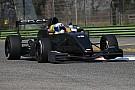Matteo Ferrer terzo pilota della Cram Motorsport