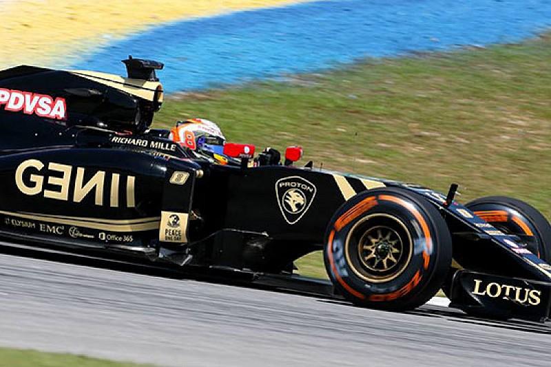 Grosjean penalizzato di due posizioni in griglia