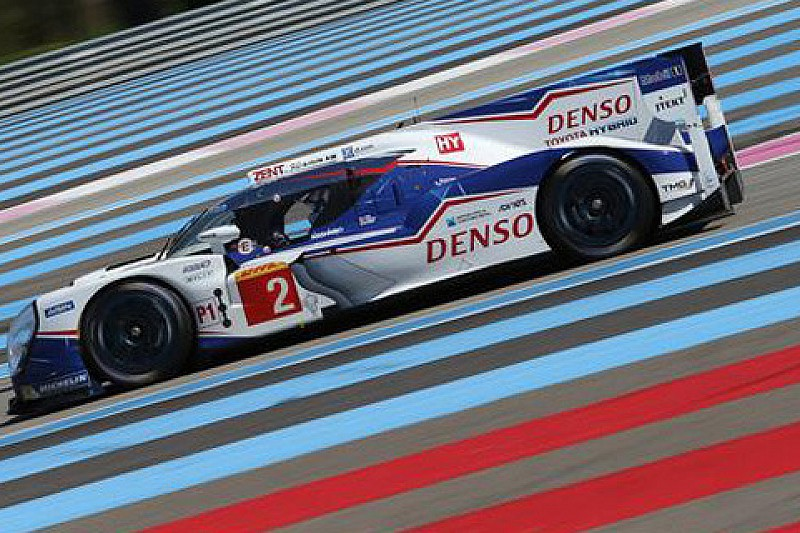 Test al Ricard, Day 2: Conway rompe, prove sospese