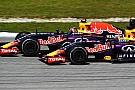 Flop Red Bull: nono e decimo posto a Sepang