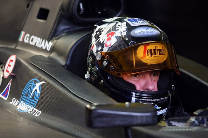 Giuseppe Cipriani continua con l'Ibiza Racing Team