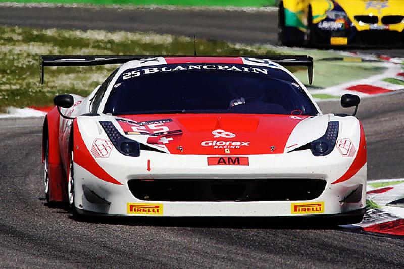 Glorax Racing subito sul podio in Am Cup a Monza