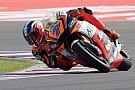 Miglior risultato in Moto2 per Lorenzo Baldassarri