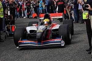 Auto GP Ultime notizie Luis Sa Silva con la Zele Racing a Budapest