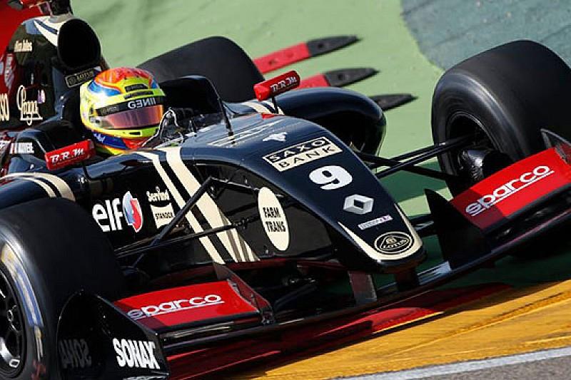 Vaxivière si prende la pole di Gara 1 ad Aragon