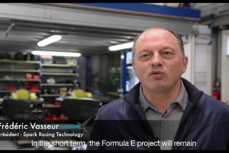 "Vasseur: ""La Spark Racing Technology si rafforzerà"""
