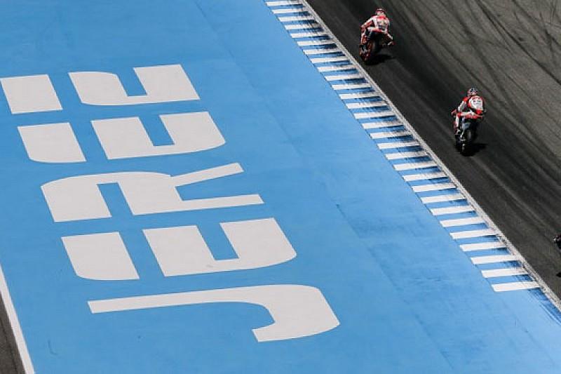 La MotoGp si ferma a Jerez per una giornata di test