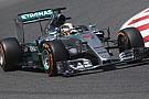 Barcellona, Q1: le Mercedes stupiscono con le dure!