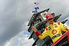 Joey Logano hopes to do his part for Roger Penske in May