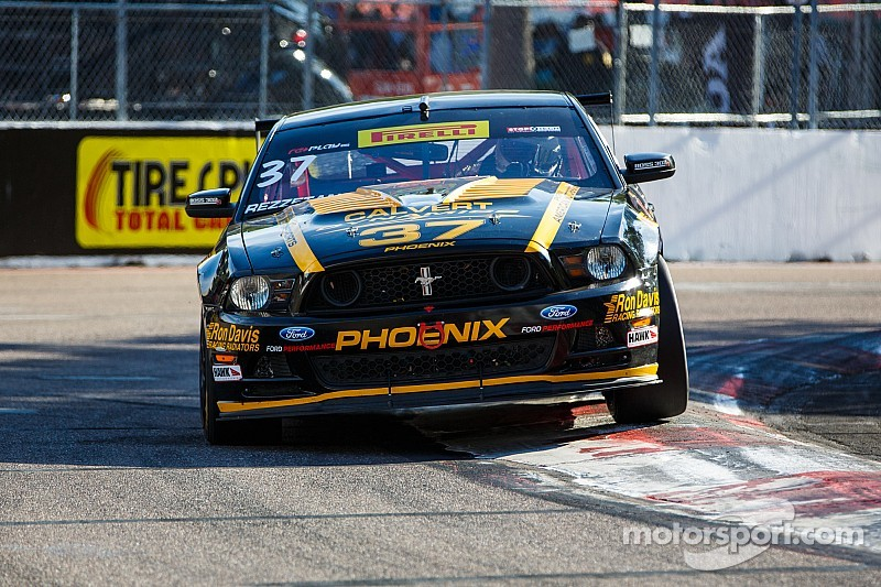 Rezzetano wins Pirelli World Challenge GTS race