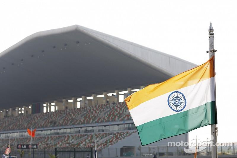 Индия не готова вернуть этап Формулы 1