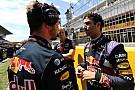 Риккардо: Red Bull больше не может компенсировать недостаток скорости