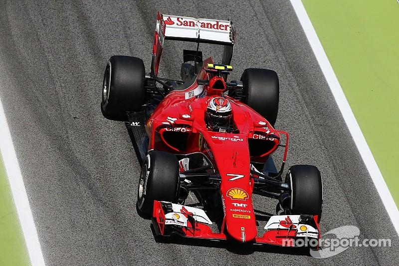 Райкконен не сомневается в технических решениях Ferrari