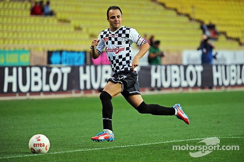 """""""Gosto do reabastecimento e sou à favor da mudança"""", opina Massa"""