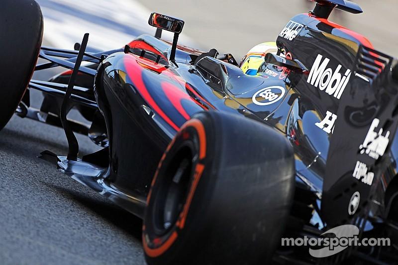 """McLaren-Honda probará """"nuevas ideas"""""""