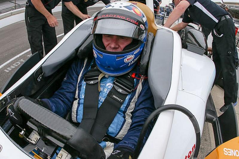 Indy 500: Buddy Lazier resta escluso dalla griglia