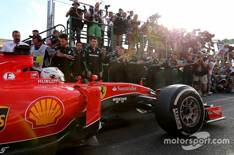 """Vettel: """"Spero che in gara saremo vicini alle Mercedes"""""""
