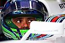 Massa fuera de ritmo en el primer día