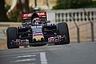 Para Toro Rosso, Verstappen estuvo