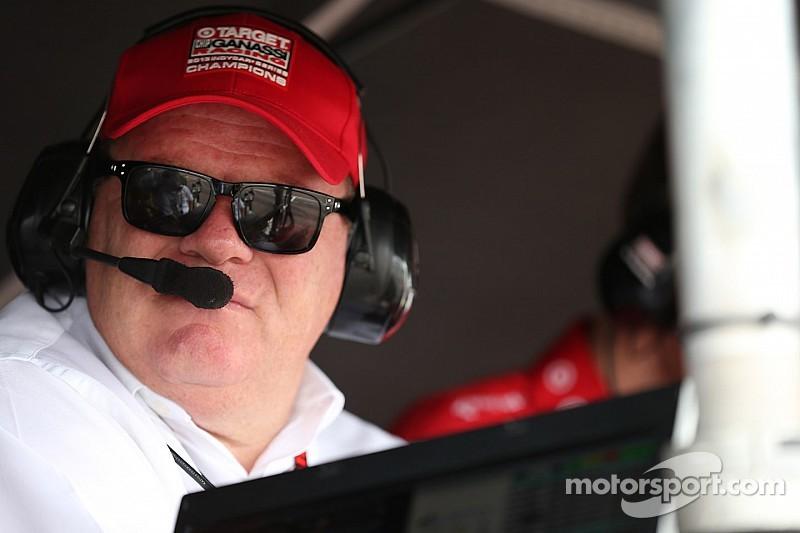Ганасси: Гонщики Ф1 достойно бы смотрелись в Indy 500