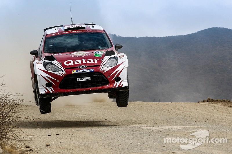 WRC2 : Al-Attiyah prend les devants