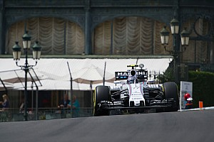 Fórmula 1 Crónica de Clasificación Valtteri Bottas tuvo problemas de adherencia