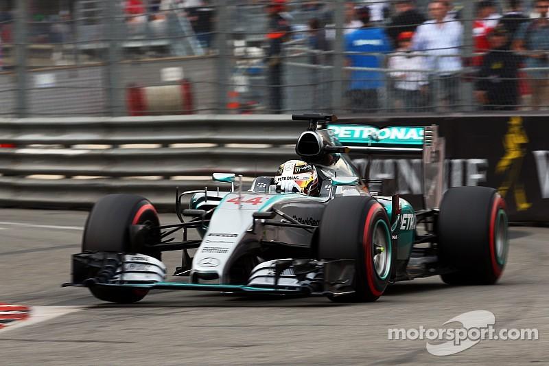 """Mercedes -  """"Nous avons gâché la victoire de Lewis"""""""