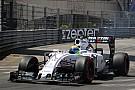 Bottas finished 14th and Massa 15th in today's Monaco GP