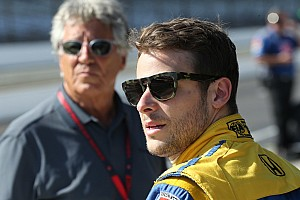 IndyCar Interview Andretti denied at Indy once again: