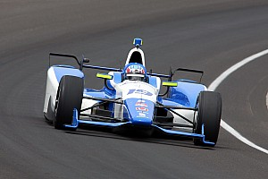 IndyCar Résumé de course Vautier déçu après un contact aux stands à Indy
