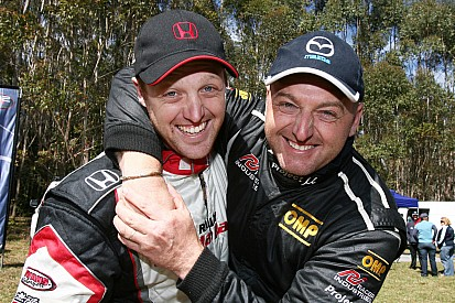 Evans brothers settle Canberra dispute